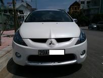 Bán xe Mitsubishi Grandis Limited 2.4Mivec đời 2011, màu trắng, số tự động