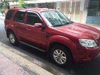 Xe Ford Escape đời 2010, màu đỏ, số tự động giá cạnh tranh