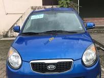 Bán xe Kia Morning AT năm 2010, màu xanh lam, xe nhập số tự động, 268tr