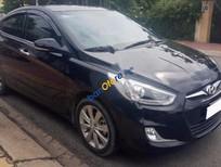 Cần bán xe Hyundai Accent Blue 1.4AT sản xuất 2013, màu đen, nhập khẩu