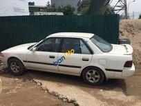Cần bán lại xe cũ Toyota Corolla 2.0 đời 1988, màu trắng