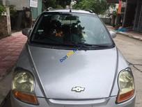 Cần bán xe Chevrolet Spark đời 2010, màu bạc giá cạnh tranh