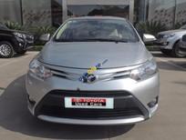 Cần bán lại xe Toyota Vios 1.5E đời 2014, màu đen số sàn, giá tốt