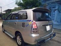 Bán Toyota Innova J đời 2007, màu bạc