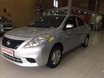 Cần bán xe Nissan Sunny 1.5MT đời 2013, màu bạc giá cạnh tranh
