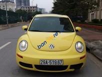 Bán xe Volkswagen Beetle sản xuất 2007, màu vàng, xe nhập số tự động