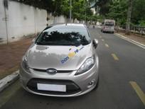 Cần bán xe Ford Fiesta 1.6 AT đời 2012, màu bạc chính chủ