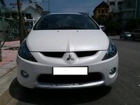 Cần bán gấp Mitsubishi Grandis 2.4 AT đời 2011, màu trắng, chính chủ giá cạnh tranh