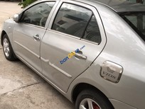 Cần bán xe Toyota Vios Limo năm 2009, màu bạc