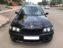 Bán ô tô BMW 3 Series 325i đời 2004, màu đen, 335 triệu