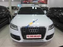 Cần bán Audi Q5 2.0T Quattro Premium Plus năm sản xuất 2013, màu trắng, nhập khẩu