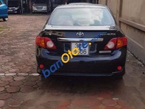 Cần bán Toyota Corolla altis 2.0 AT đời 2009, màu đen, giá 570tr