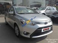 Chính chủ bán xe Toyota Vios E đời 2014, màu bạc