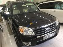 Cần bán lại xe Ford Everest Limited đời 2012, màu đen còn mới