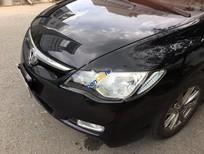 Cần bán lại xe Honda Civic 1.8 MT đời 2008, màu đen còn mới, giá tốt