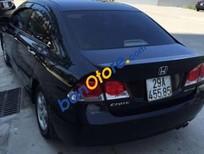 Cần bán lại xe Honda Civic 1.8AT năm sản xuất 2012, màu đen, 600 triệu