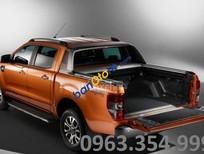Bán xe Ford Ranger Wildtrak 4x4 năm sản xuất 2017, nhập khẩu, giá chỉ 855 triệu