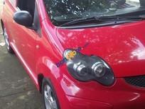 Cần bán xe BYD F0 đời 2011, màu đỏ, xe nhập, giá chỉ 130 triệu