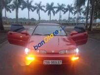 Cần bán lại xe Honda Integra sản xuất 1990, màu đỏ chính chủ