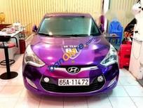 Cần bán lại xe Hyundai Veloster đời 2012, màu tím, nhập khẩu chính chủ