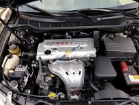 Cần bán Toyota Camry 2.4G đời 2007, màu đen xe gia đình, giá 545tr
