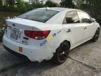 Cần bán xe Kia Forte SLi 1.6 AT 2010, màu trắng, nhập khẩu số tự động, 440tr