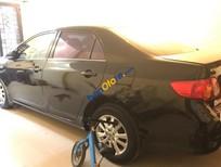 Bán Toyota Corolla XLi 1.6 AT đời 2009, màu đen, nhập khẩu nguyên chiếc xe gia đình