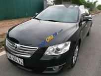 Bán Toyota Camry 2.4G 2007, màu đen