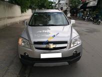 Cần bán con Captiva LTZ 2008 số tự động màu bạc 7 chỗ ngồi