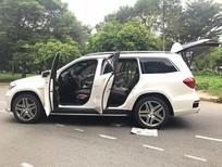Cần bán xe Mercedes GL 500 đời 2014, màu trắng, nhập khẩu chính hãng