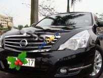 Cần bán Nissan Teana 2.0AT đời 2009, màu đen, xe nhập số tự động giá cạnh tranh