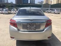 Gia đinh cần bánh lai xe Toyota Vios SX 2015, giá 530 triệu