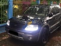 Cần bán Ford Escape XLT 2004 màu đen vip mẫu mới