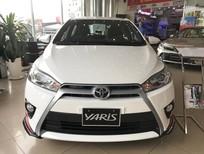 Cần bán xe Toyota Yaris G 2017, màu trắng, nhập khẩu, giá tốt, giao xe ngay