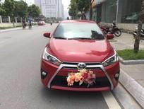 Cần bán lại xe Toyota Yaris G 2016, màu đỏ, nhập khẩu nguyên chiếc, giá tốt