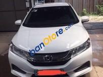 Bán Honda City 1.5MT sản xuất 2017, màu trắng số sàn, 506 triệu