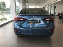 Mazda 3 FL 2017 giá chỉ 650tr, tặng 2 năm bảo hiểm và quà trị giá 20tr