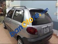 Bán xe Daewoo Matiz MT 2005, màu bạc