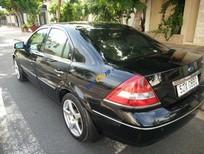Cần bán lại xe Ford Mondeo V6 năm sản xuất 2004, màu đen, xe nhập