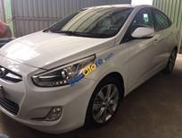 Bán ô tô Hyundai Accent đời 2013, màu trắng