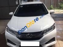 Cần bán gấp Honda City 1.5MT sản xuất 2017, màu trắng còn mới, 506 triệu