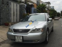 Bán ô tô Ford Mondeo 2.5 AT năm 2003, màu bạc xe gia đình, giá chỉ 210 triệu