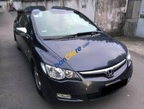 Bán xe Honda Civic 1.8 đời 2009, màu đen