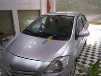 Bán Toyota Vios 1.5E đời 2009, màu bạc, giá tốt