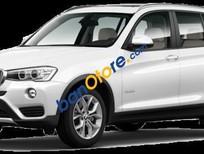 Cần bán xe BMW X3 năm 2017, màu bạc, xe nhập
