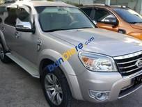 Cần bán Ford Everest 2.5L sản xuất 2011, màu bạc, 560tr