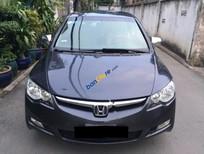 Cần bán Honda Civic 1.8MT năm 2009, màu xám, giá chỉ 335 triệu