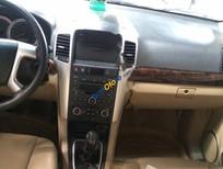 Cần bán lại xe Chevrolet Captiva LT đời 2008, màu bạc số sàn giá cạnh tranh