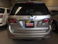 Cần bán xe Toyota Fortuner V đời 2015, màu bạc, giá tốt