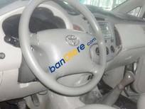 Bán xe Toyota Innova G đời 2007, màu bạc